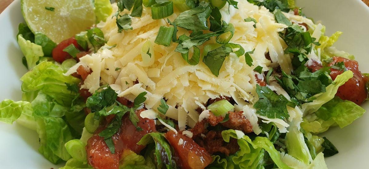 Taco Beef Salad