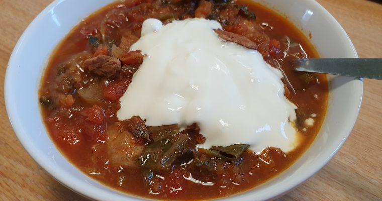 Bigos – Polish Style Hunters' Stew