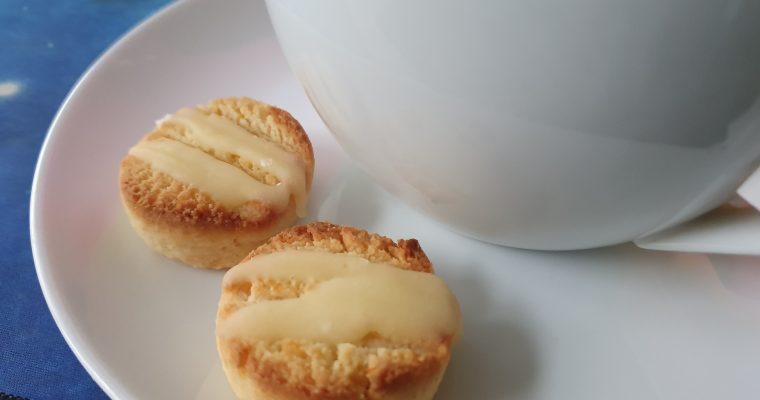 Lemon Shortbread Biscuits